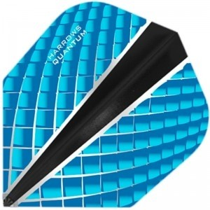 Quantum X Aqua - Standaard shape - Harrows - darts flights