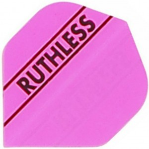 Flight Ruthless Pink - darts flights