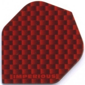 Flight Imperious Red Ruthless - darts flights